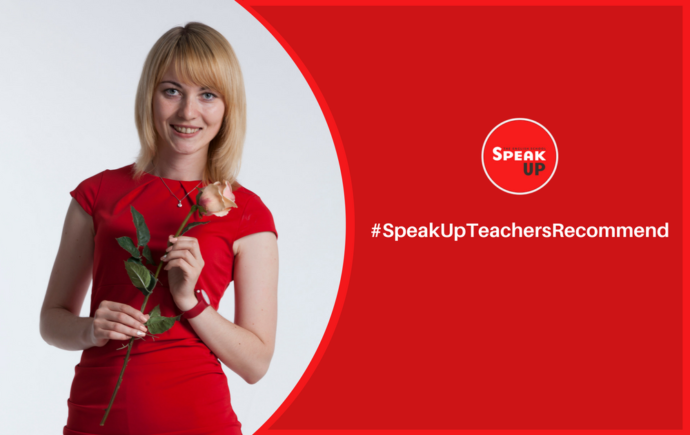 Speak Up Teacher